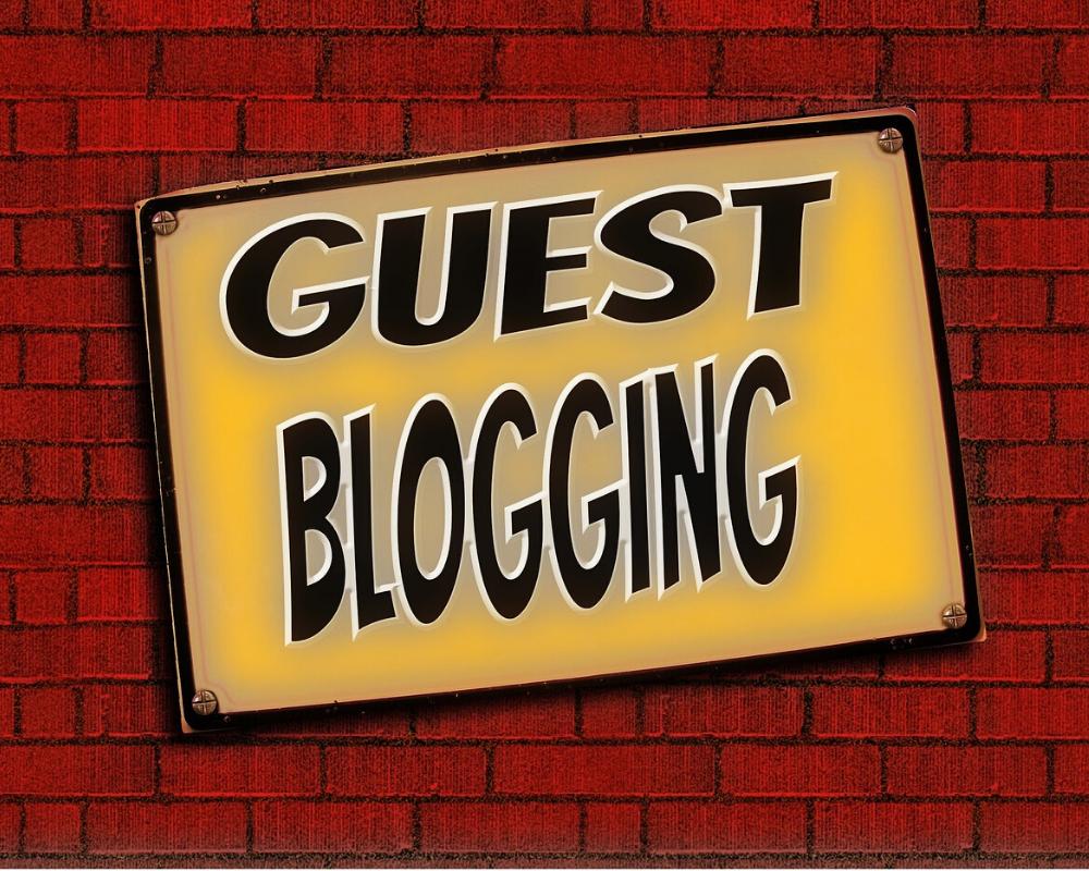 मीडिया आउटलेट के लिए अतिथि ब्लॉग पोस्ट लिखें (Write guest blog posts for media outlets)