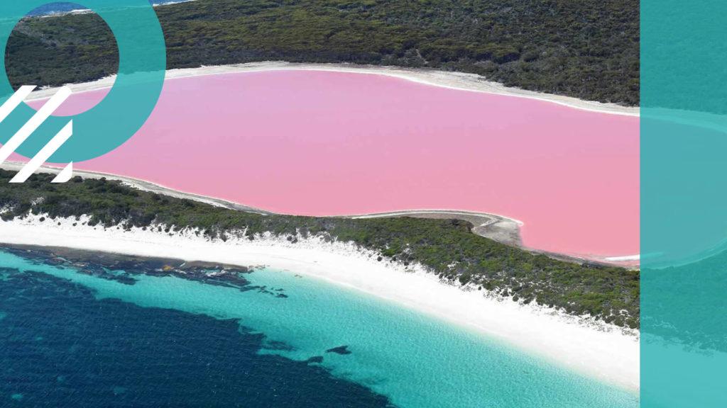 ऑस्ट्रेलिया की हिलियर झीलें गुलाबी क्यों हैं