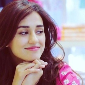 Disha Patani Cute Smile