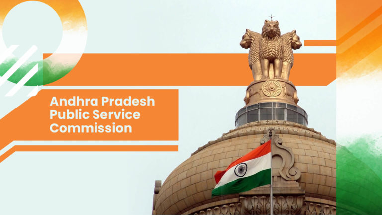 APPSC- Andhra Pradesh Public Service Commission