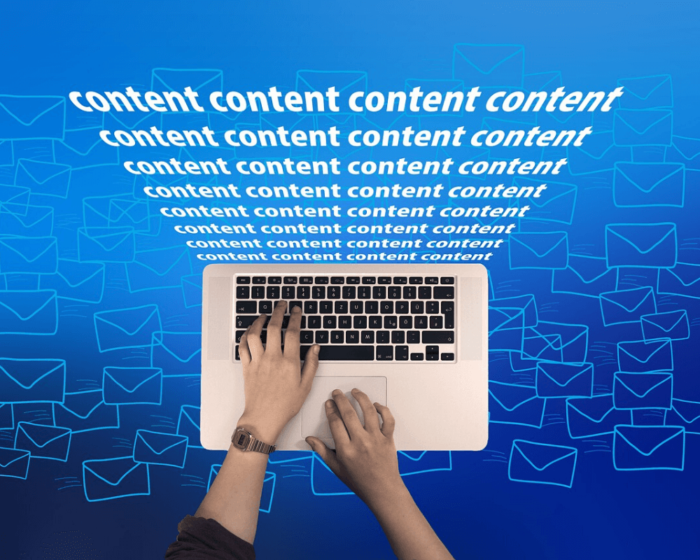 कंटेंट राइटिंग (Content writing)