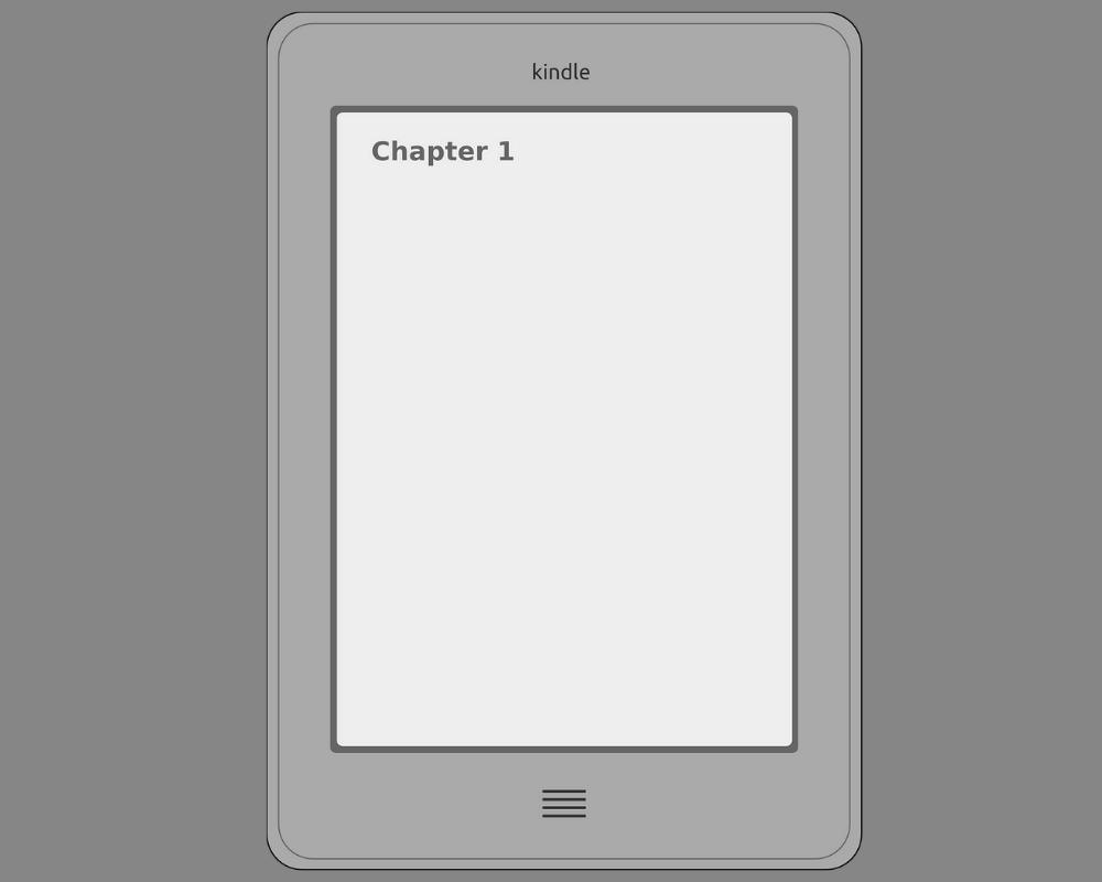 किंडल (Kindle e-Book)